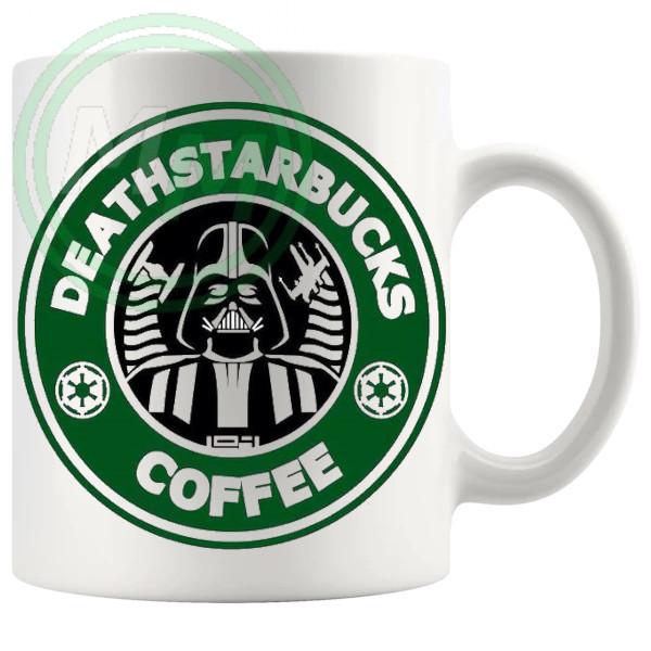 Death Starbucks Mug