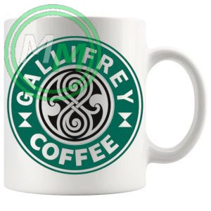 Gallifrey Coffee Mug