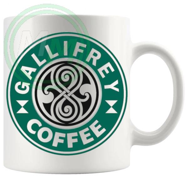 Gallifrey Coffee Mug