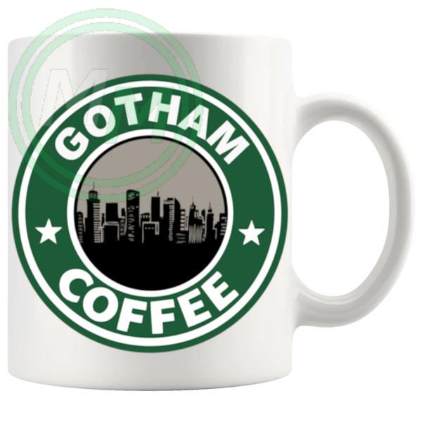 Gotham Coffee Mug