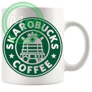 Skarobucks Coffee Mug