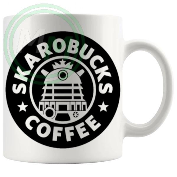 Skarobucks Coffee Mug Style 2