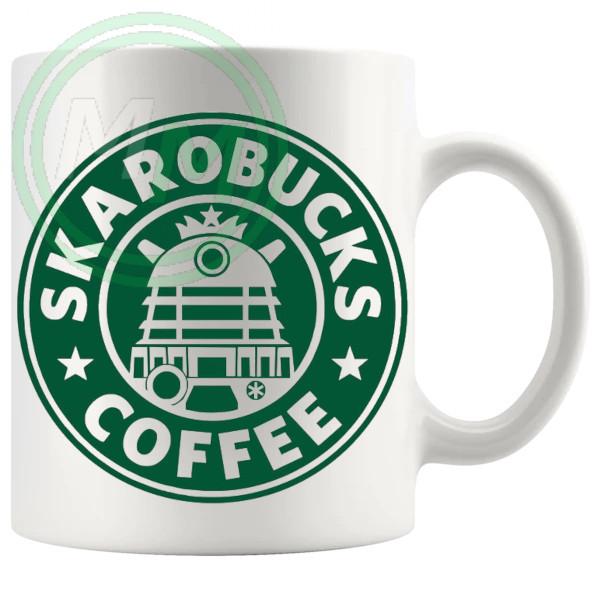 Skarobucks Coffee Mug