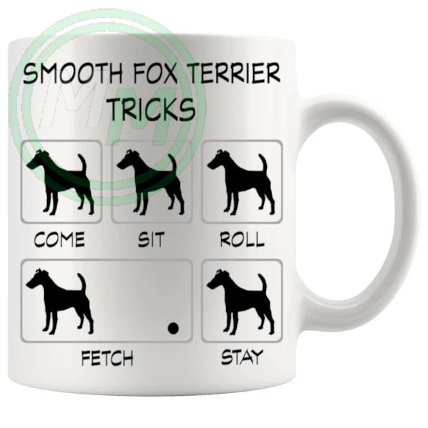 Smooth Fox Terrier Tricks Mug