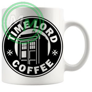 Time Lord Coffee Mug