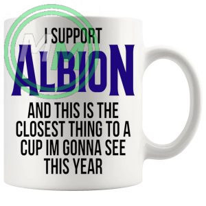albion closest thing to a cup mug