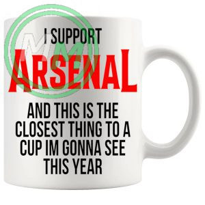 arsenal closest thing to a cup