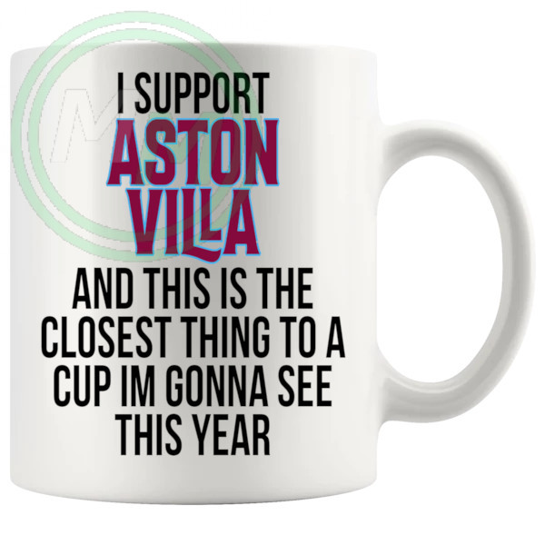 aston villa closest thing to a cup