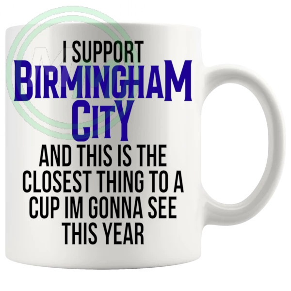 birmingham city closest thing to a cup