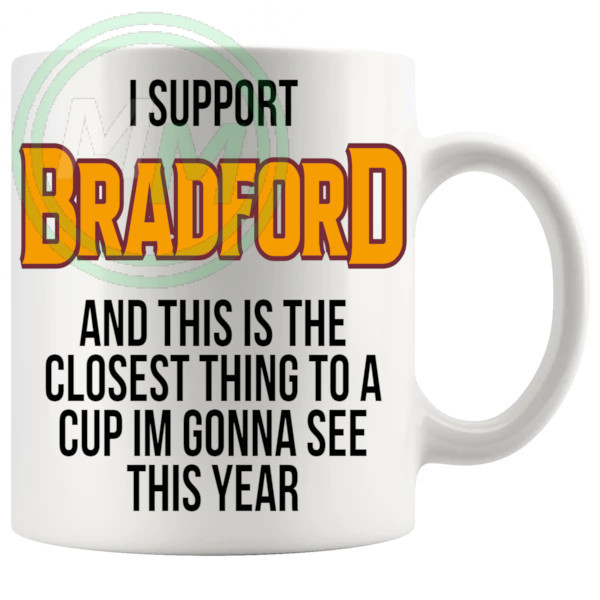 bradford closest thing to a cup