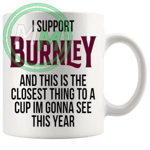 burnley closest thing to a cup