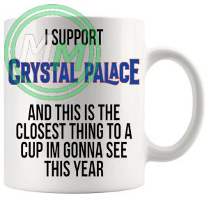 crystal palace closest thing to a cup