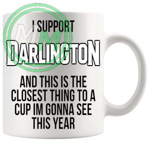darlington closest thing to a cup