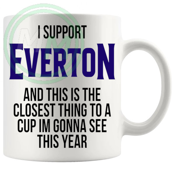 everton closest thing to a cup