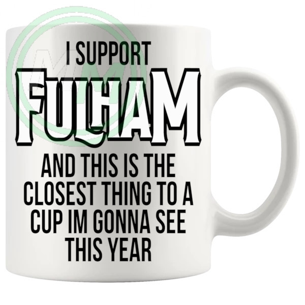 fulham closest thing to a cup