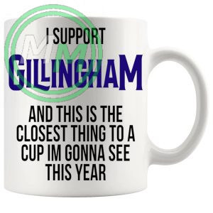 gillingham closest thing to a cup