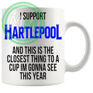 hartlepool closest thing to a cup