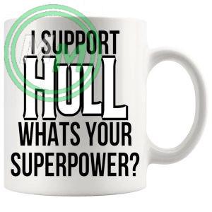 hull fans superpower mug