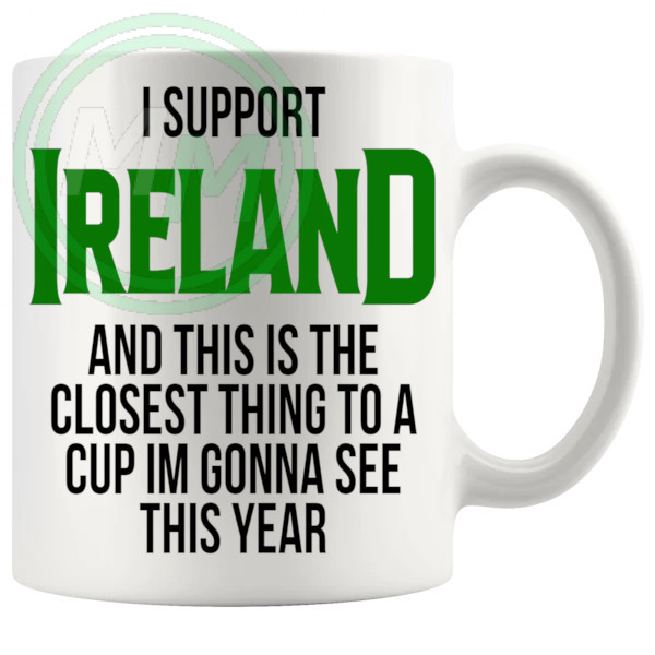 ireland closest thing to a cup