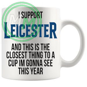 leicester closest thing to a cup