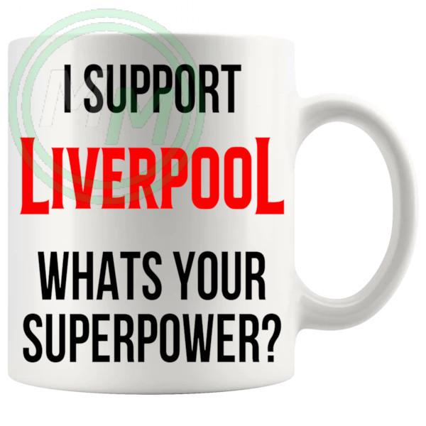 liverpool fans superpower mug