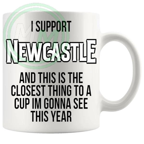 newcastle closest thing to a cup