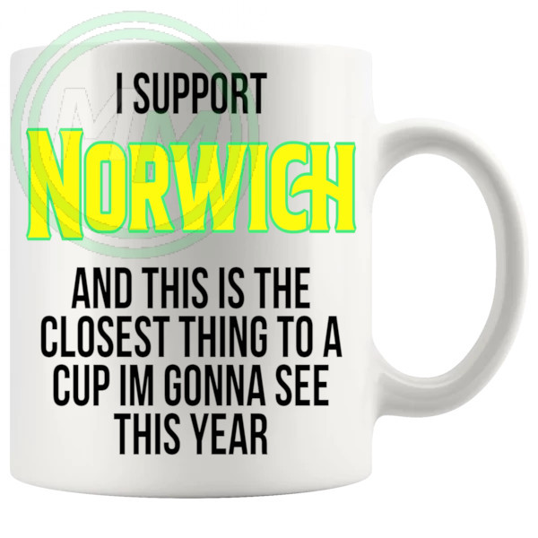 norwich closest thing to a cup