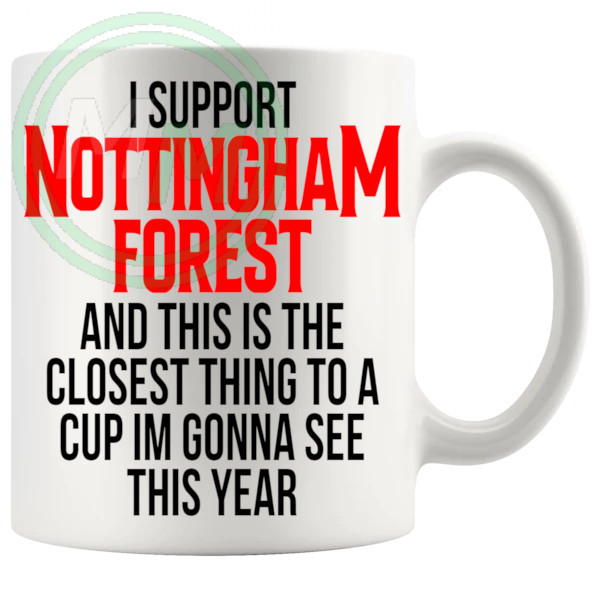 nottingham forest closest thing to a cup