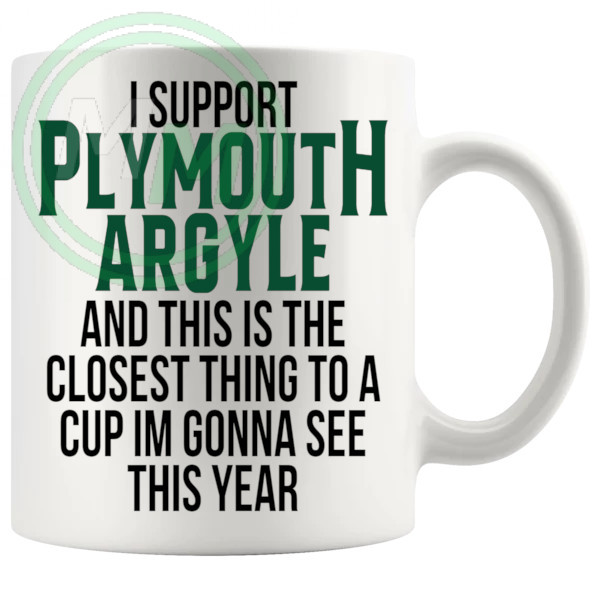 plymouth argyle closest thing to a cup
