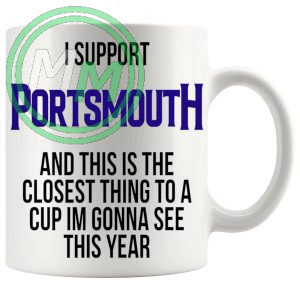 portsmouth closest thing to a cup