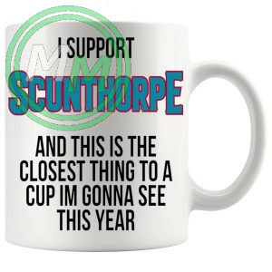 scunthorpe closest thing to a cup