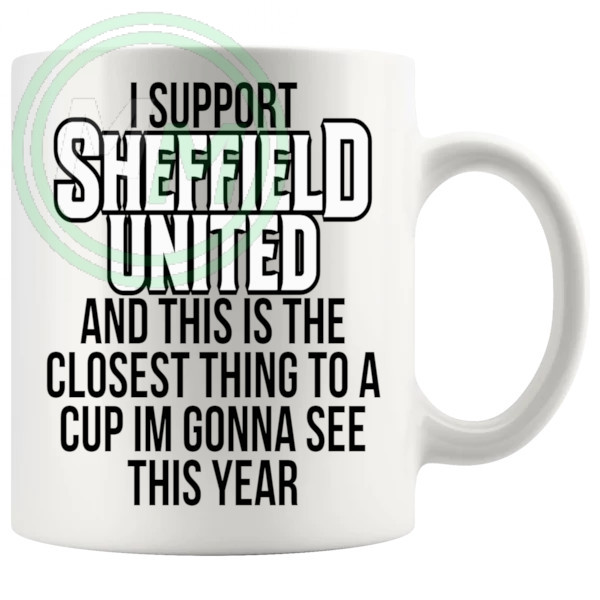 sheffield united closest thing to a cup