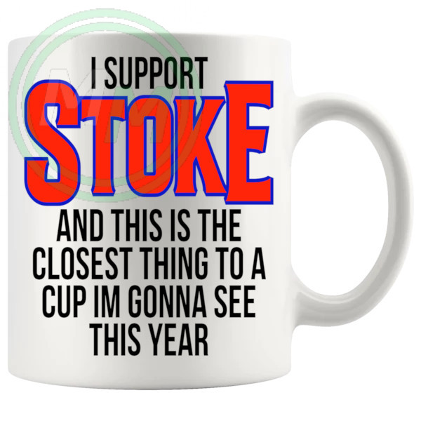 stoke closest thing to a cup