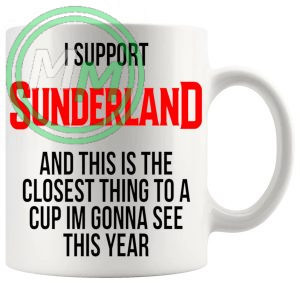 sunderland closest thing to a cup