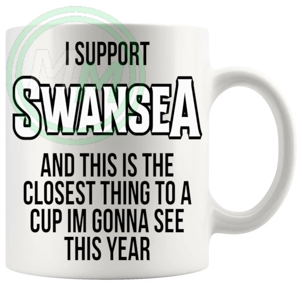 swansea closest thing to a cup