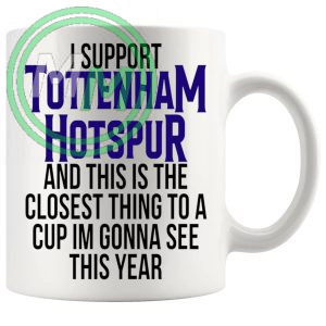 tottenham hotspur closest thing to a cup