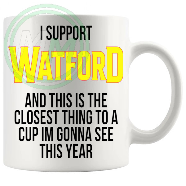 watford closest thing to a cup