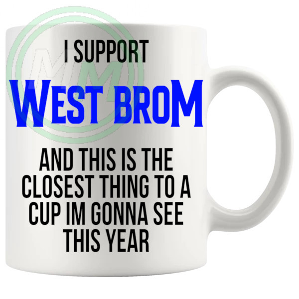 west brom closest thing to a cup