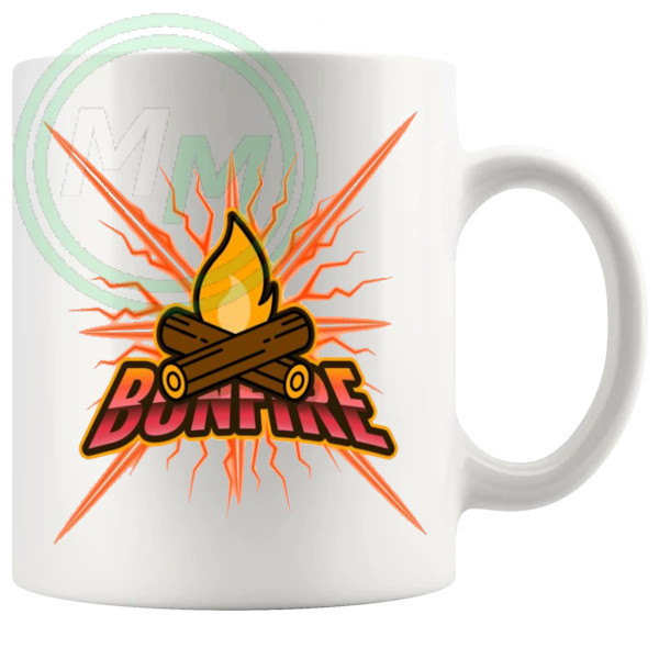 Bonfire Token Mug