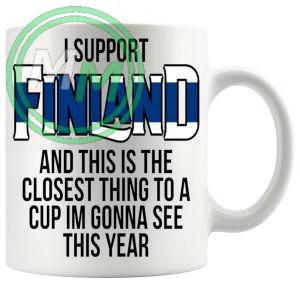 Finland Euro Mug