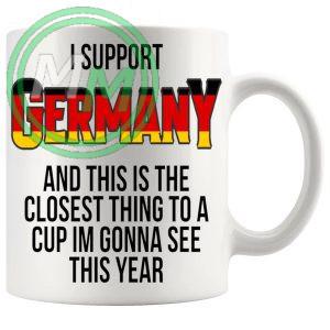 Germany Euro Mug