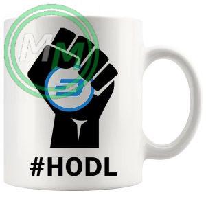 Hodl Dash Mug