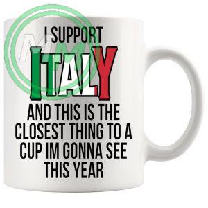 Italy Euro Mug