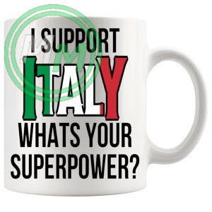 Italy Supporters Euro Mug