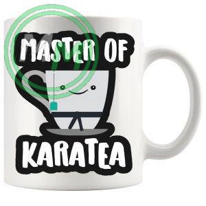 Master Of Karatea Mug