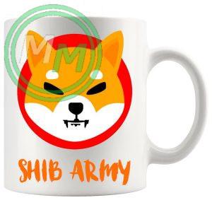 Shib Army Mug