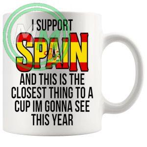 Spain Euro Mug