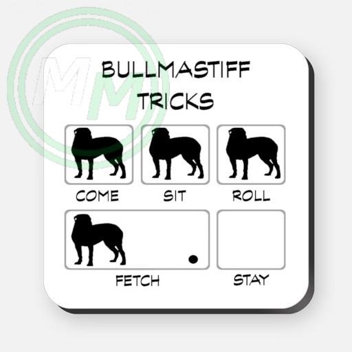 bullmastiff tricks