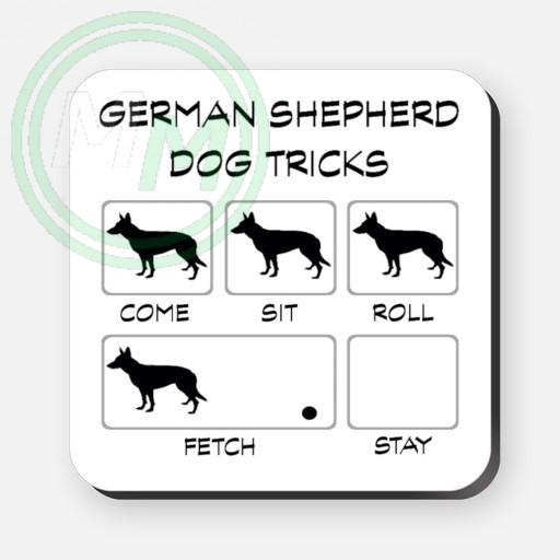 german shepherd tricks