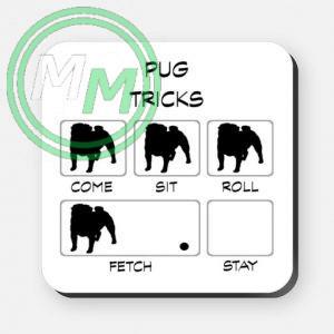 pug tricks